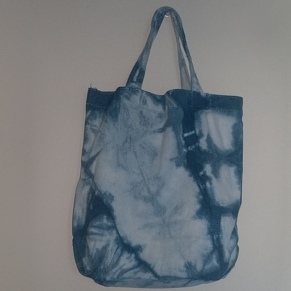 no brand Handbags - Hand-dyed Blue Small Tote